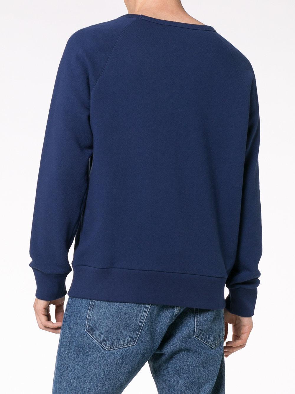 640de3287 most popular 23417 1cb1d lyst fendi baby sweatsuit in blue for men ...