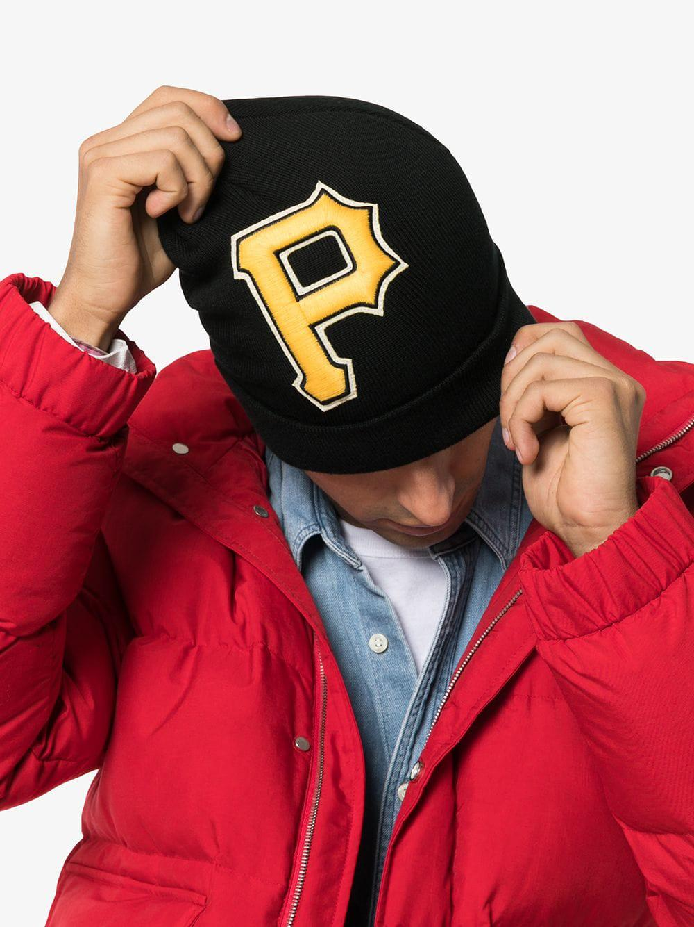 Gucci - Black Gorro Pittsburgh Pirates for Men - Lyst. Ver en pantalla  completa 5dc4ddf366f