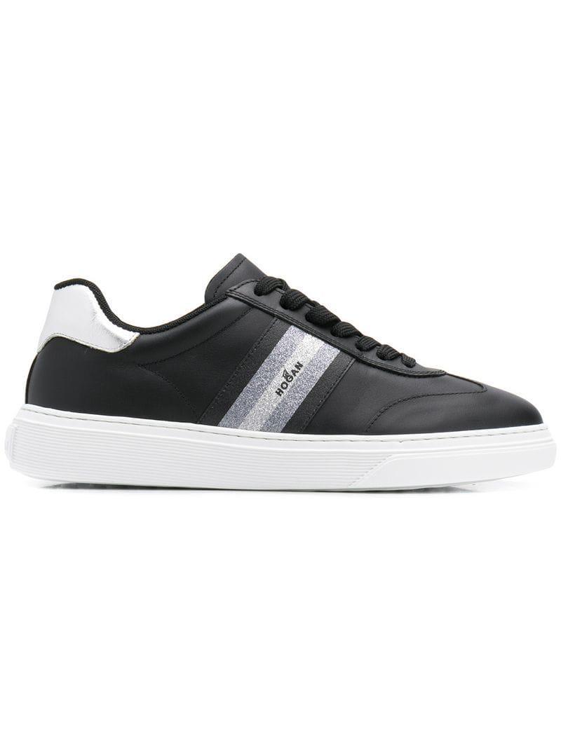 4030105d8b95 Lyst - Hogan H365 Sneakers in Black