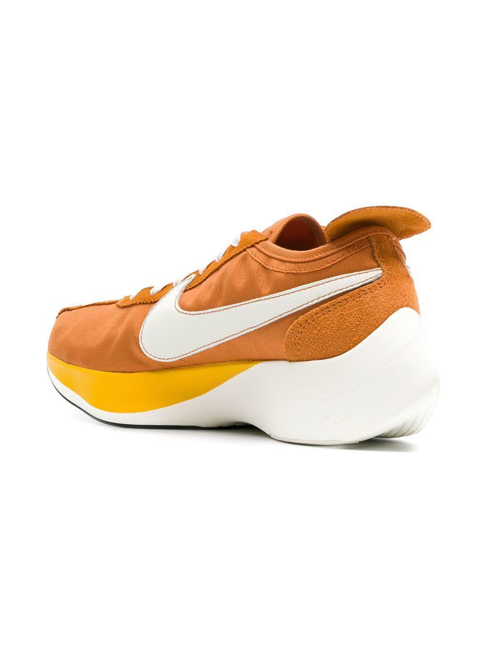 Nike - Orange Moon Racer Sneakers for Men - Lyst. View fullscreen 7e2156387
