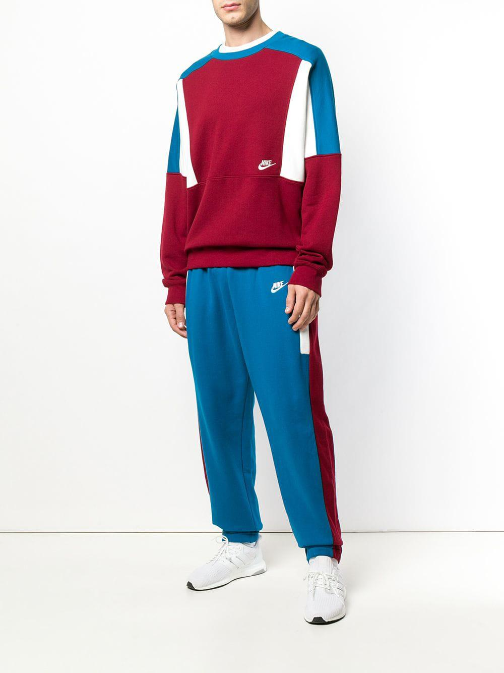 d11249195b2 Nike Nsw Re-issue Track Pants in Blue for Men - Lyst