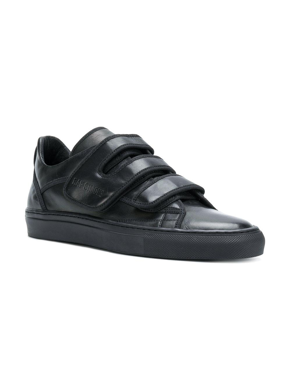 touch strap sneakers - Black Raf Simons zYZ1XKwP21