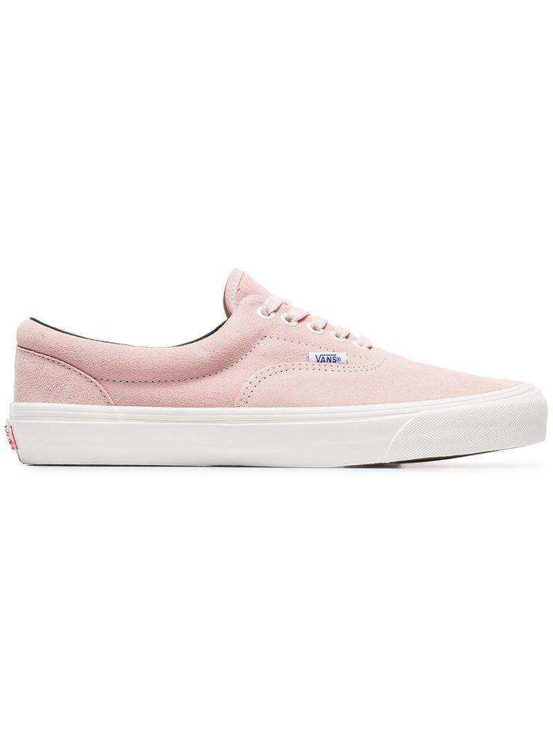 9b013c32b251 Vans Pink Vault Cotton Low Top Sneakers in Pink for Men - Lyst