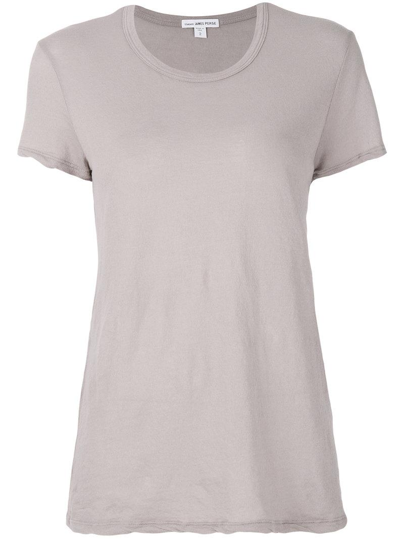 basic T-shirt - Nude & Neutrals James Perse Inexpensive For Sale Latest Collections Cheap Price CykO1