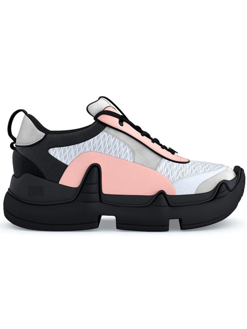 faadbffd3d79 Lyst - Swear Air Rev. Trigger High Top Sneakers in Black for Men