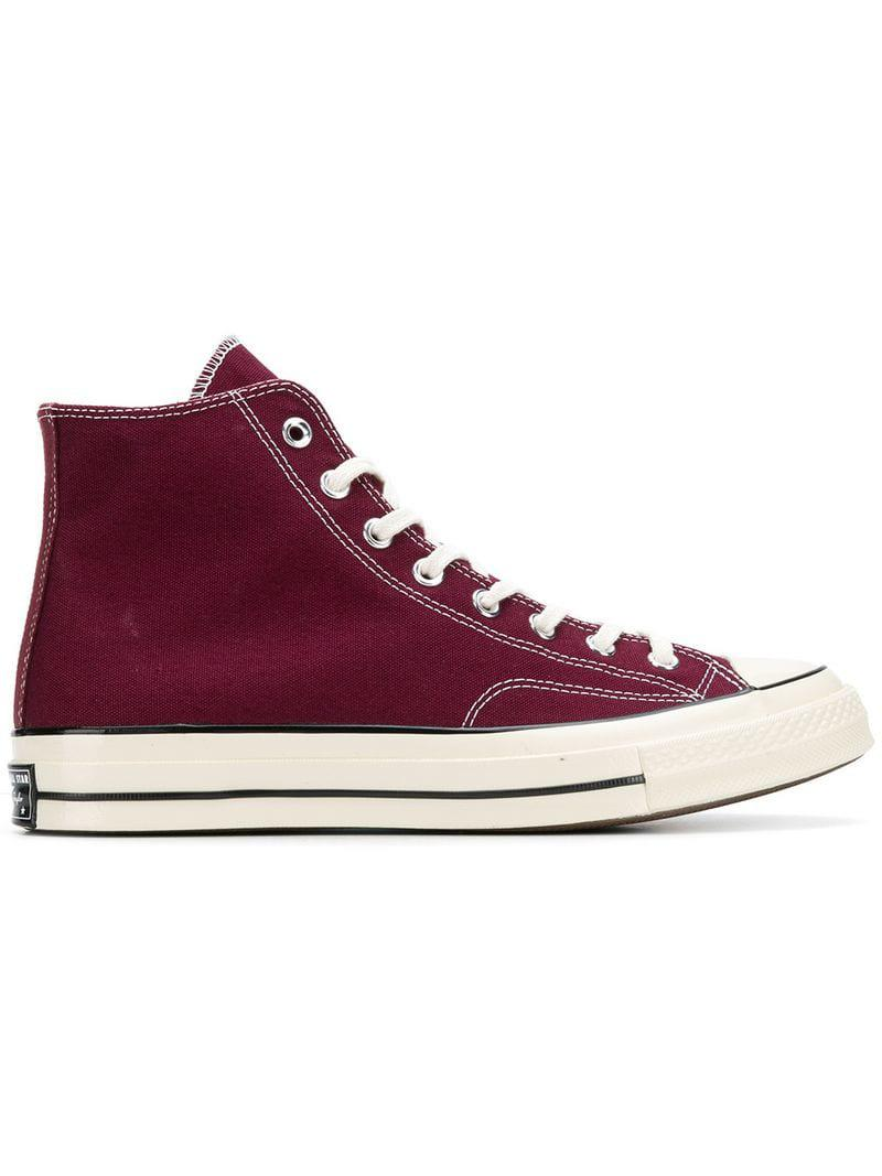 1881aaed8318 Converse Chuck Taylor All Star Hi Men s Shoes (high-top Trainers) In ...