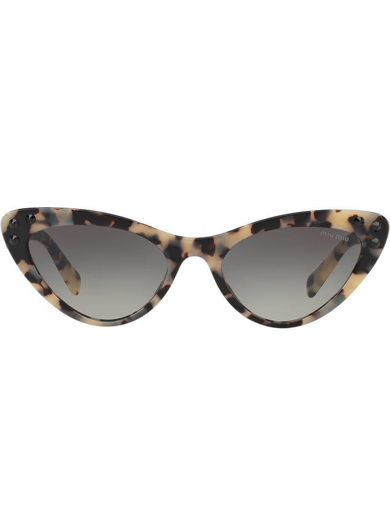 5eb9899b4c06 Miu Miu. Women s Cat Eye Sunglasses