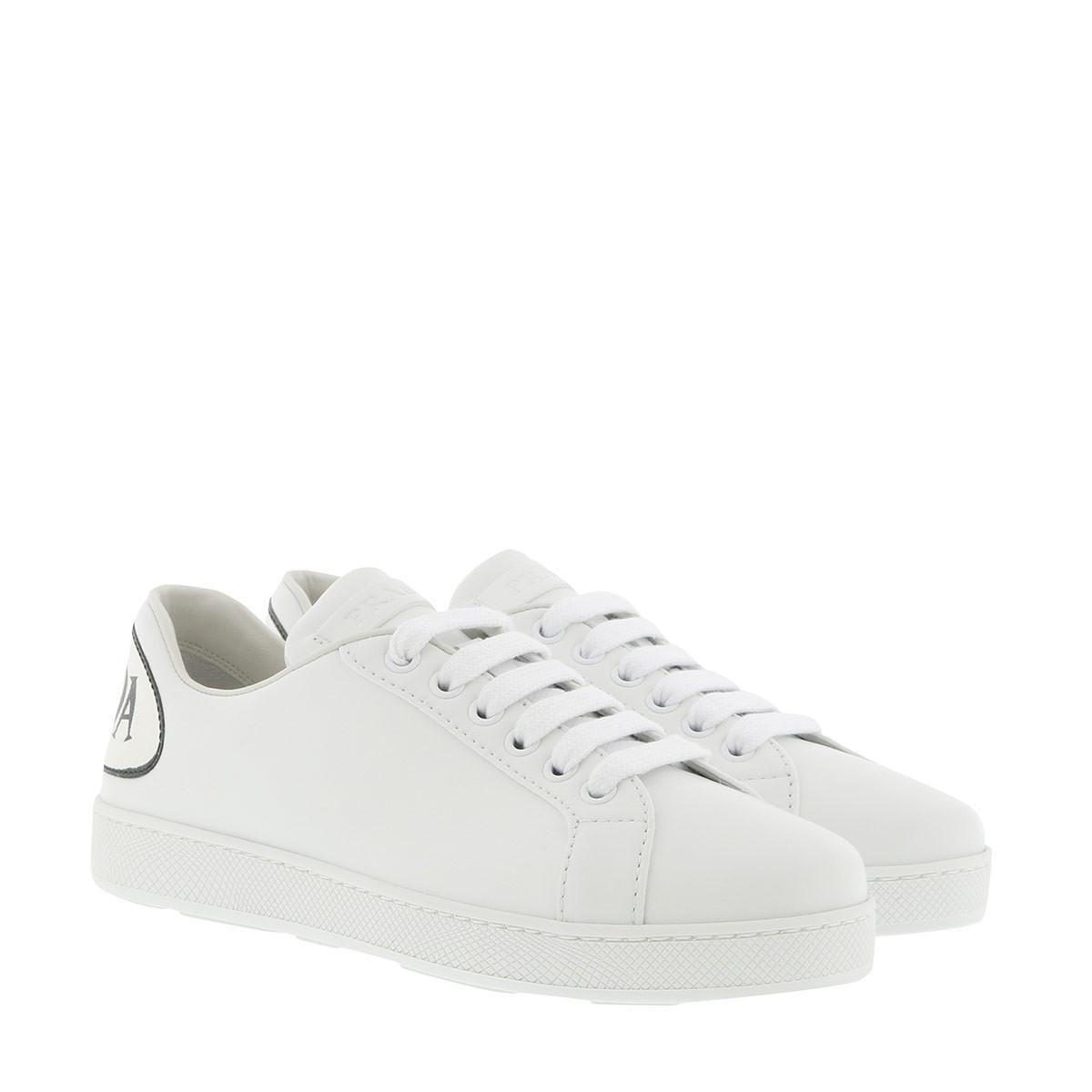 Sneakers - Speech Bubble Sneakers Mare - white - Sneakers for ladies Prada QtNDmIFed