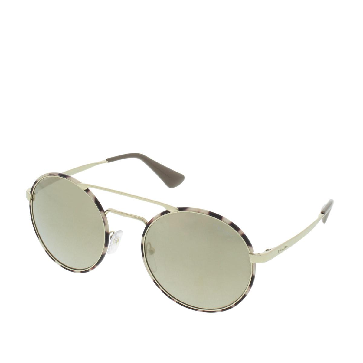 Sunglasses - PR 0PR 50TS 54 VYT4O0 - gold - Sunglasses for ladies Prada QdOGfxS07