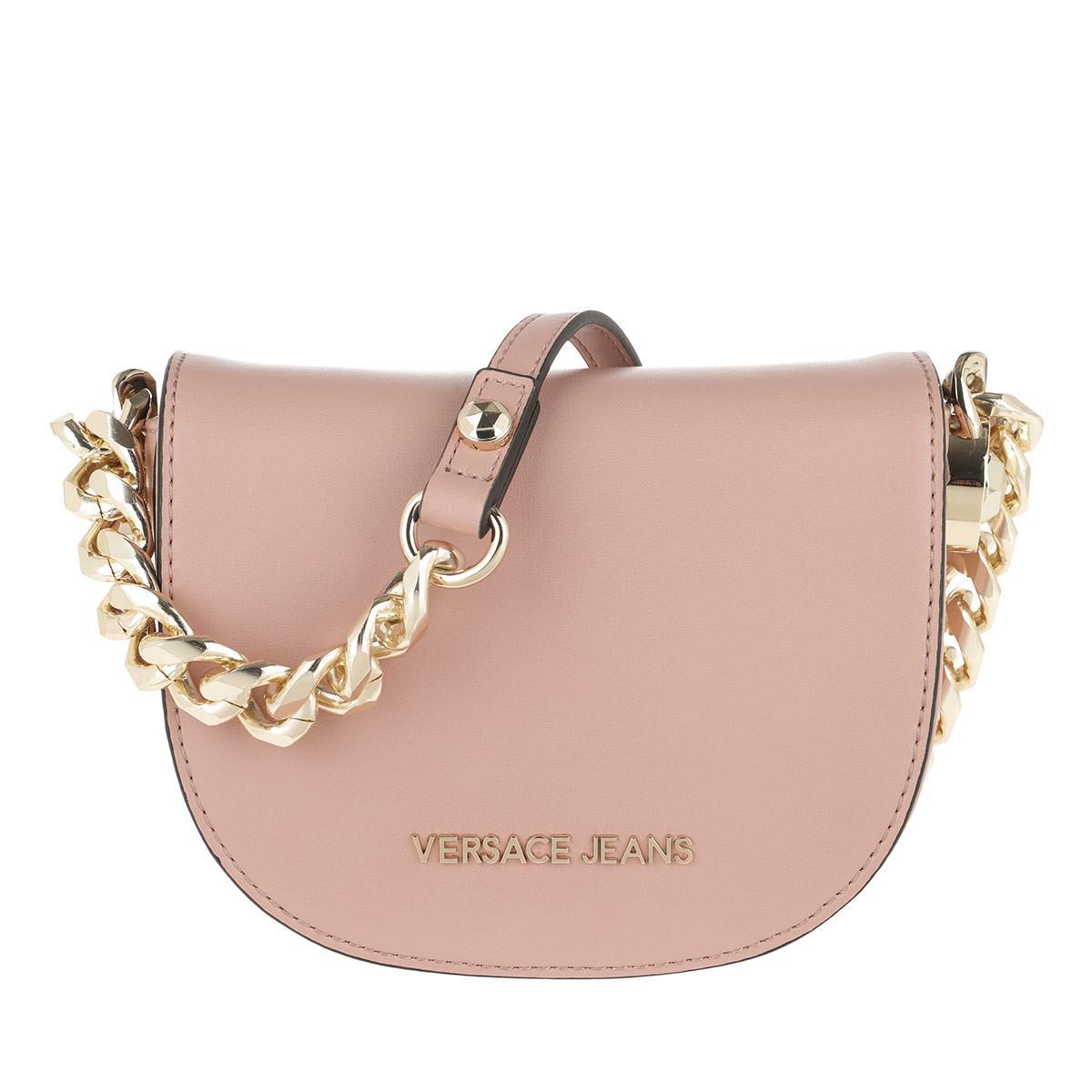 5b0522d4e Versace Jeans - Chain Shoulder Bag Light Pink - Lyst. View fullscreen