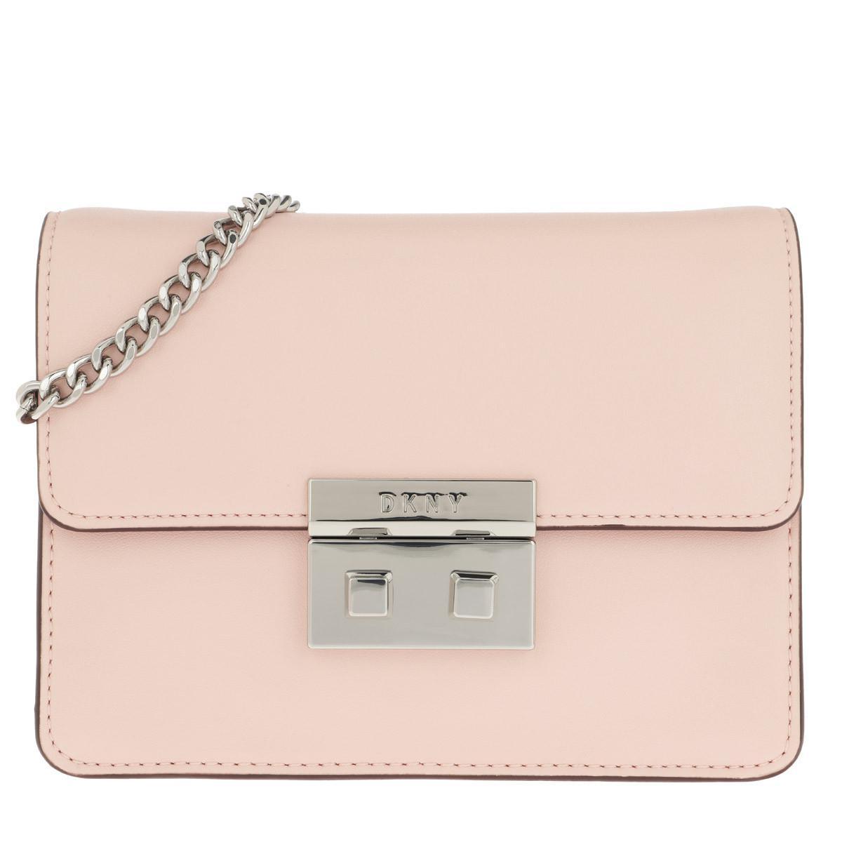 Cross Body Bags - Ann SM Shoulder Bag Quartz - rose - Cross Body Bags for ladies DKNY Krc12UD6