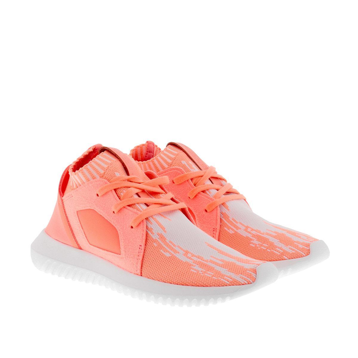 e82eb9637e55 Adidas Originals Tubular Defiant Primeknit W Sneaker Sun Glow ...