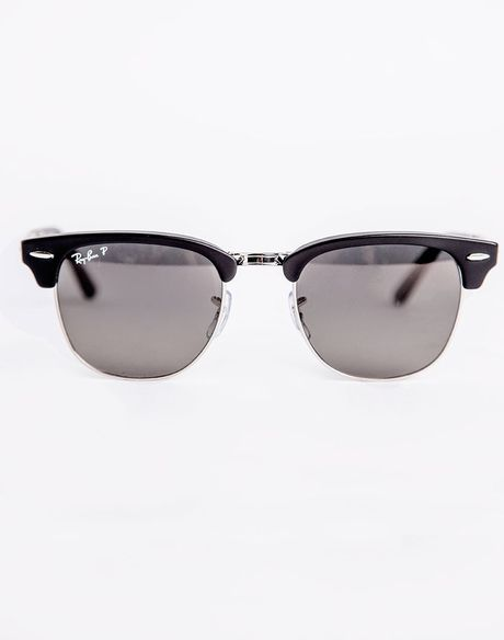 6741a63d147 Ray Ban Clubmaster Folding Polarized