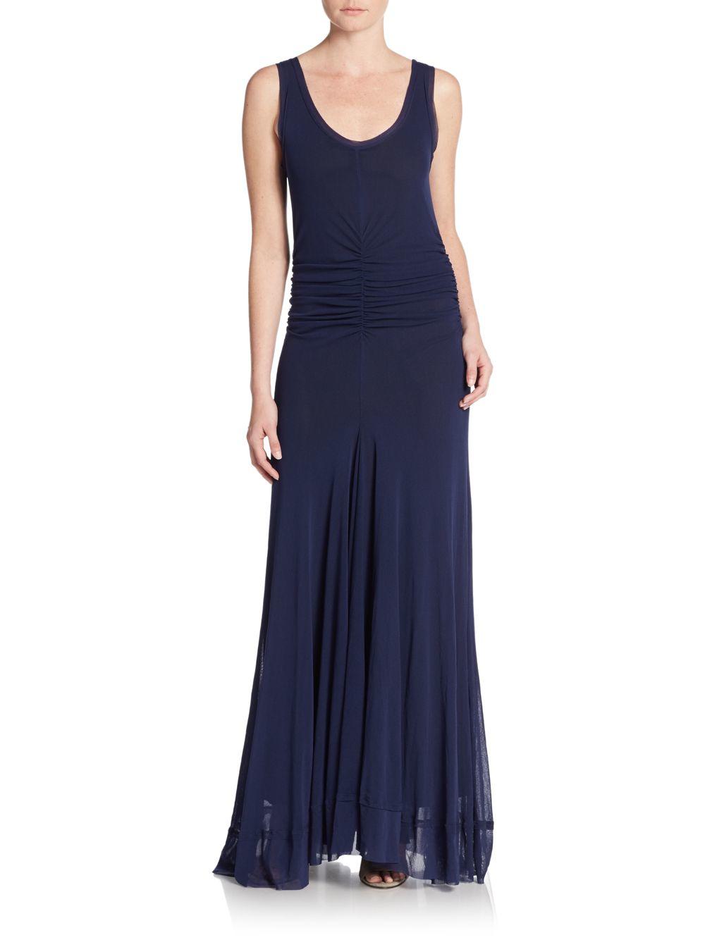 How to drop wear waist maxi dress