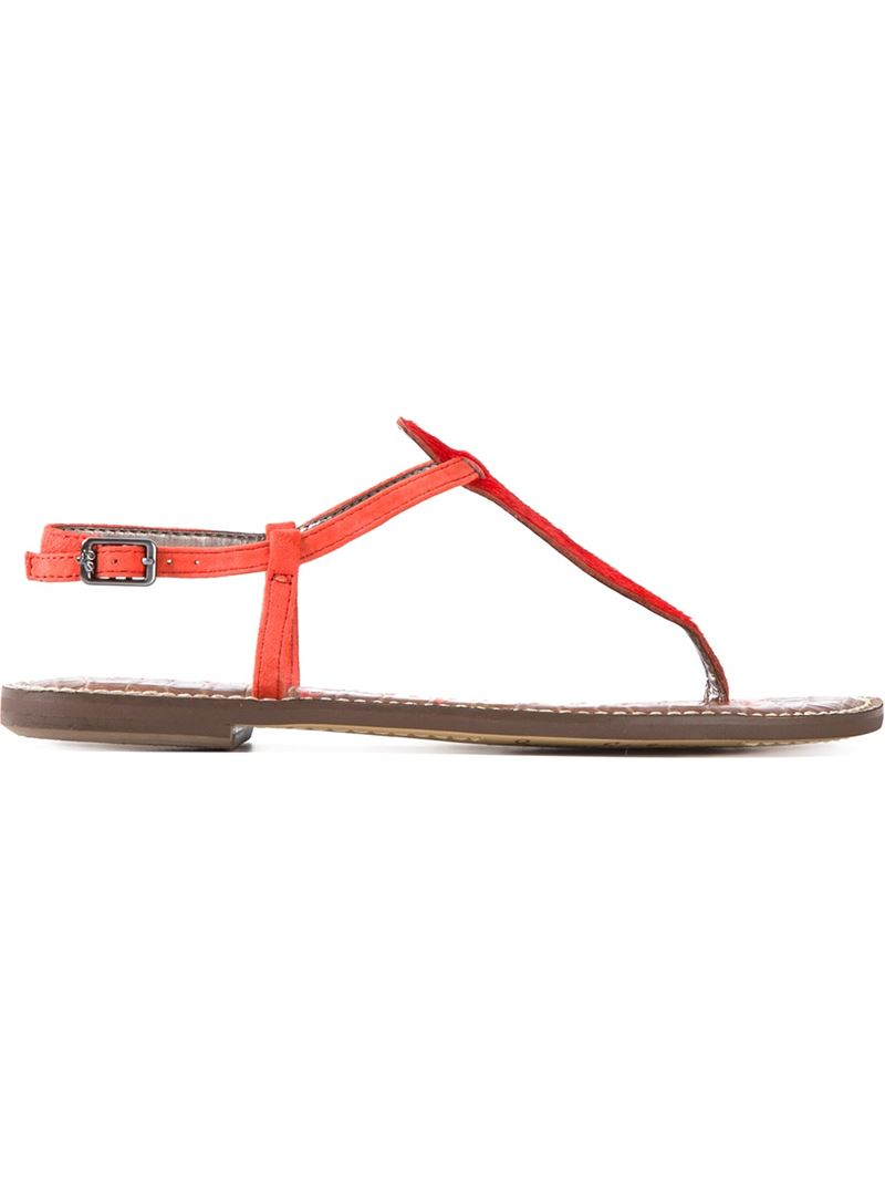 51e47a7a0c4d2f Gallery. Previously sold at  Farfetch · Women s Sam Edelman Gigi Women s  Thong Sandals ...