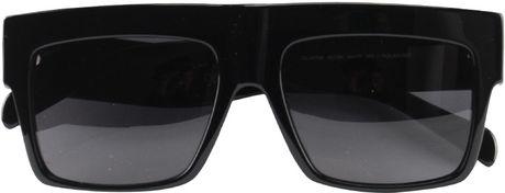 208a87ef4d2a Celine CL 41756 S ZZ TOP black grey polarized 807 3H Source · Black Celine  Sunglasses Zz Top The Art of Mike Mignola