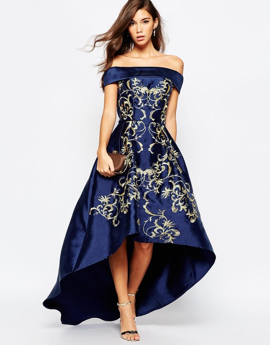 Image Result For Chi Chi London Off Shoulder Dress