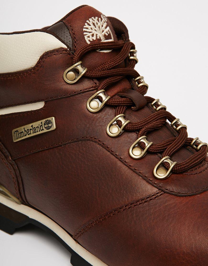 5845977da1b Timberland Splitrock 2 Hiking Boots in Brown for Men - Lyst
