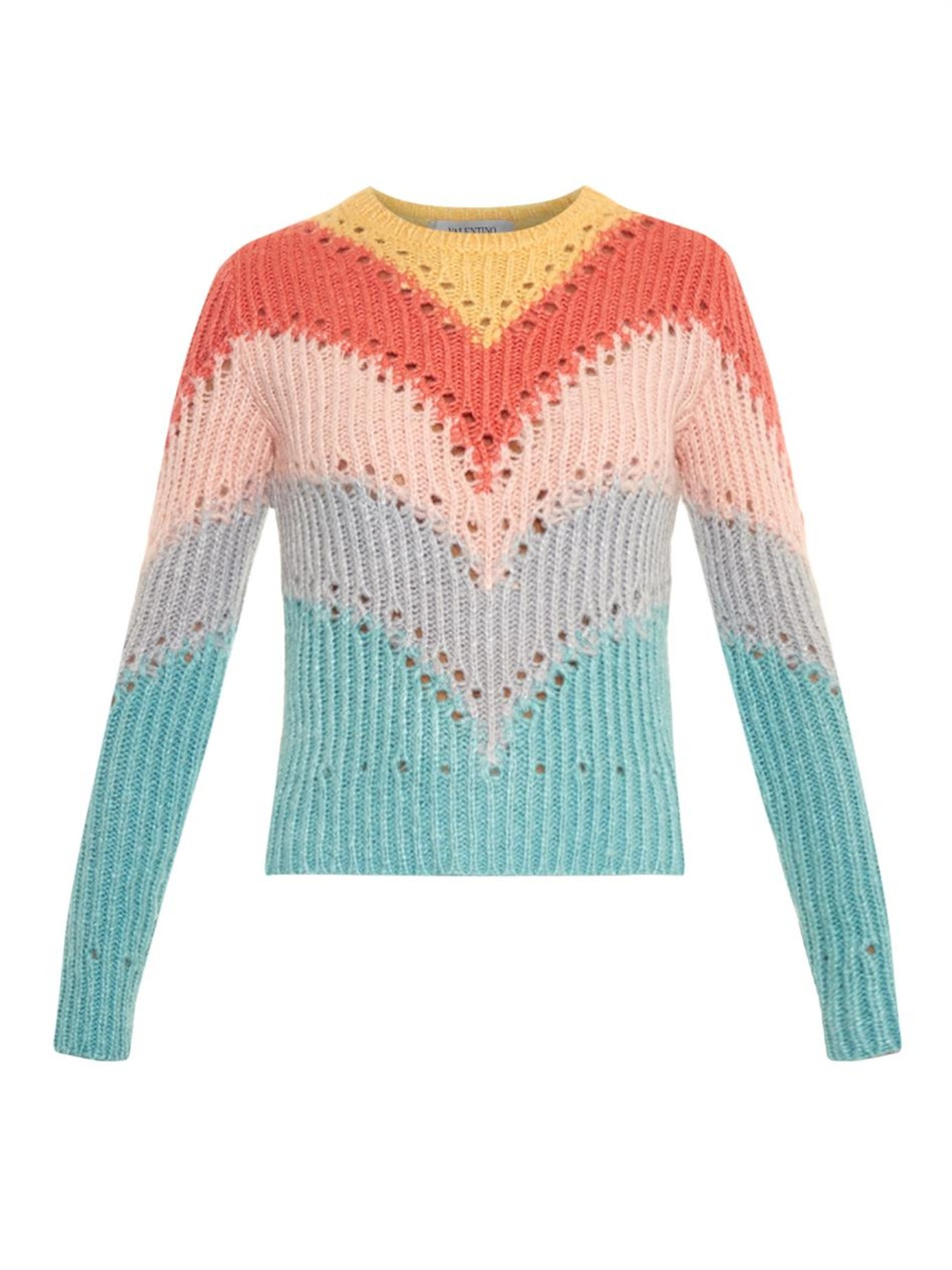 2018 New Cheap Online KNITWEAR - Jumpers Valentino Websites Cheap Online 100% Authentic Cheap Online Cheap Sale Amazon Sale Official Site 2dJxc