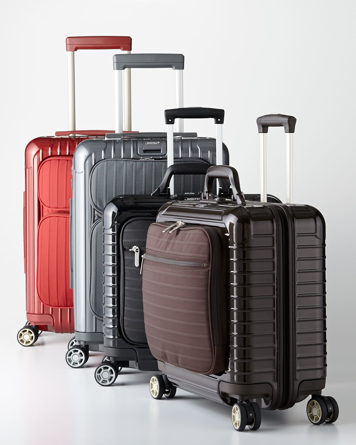 Exceptional Lyst   Rimowa Salsa Deluxe Hybrid Cabin Multiwheel For Men