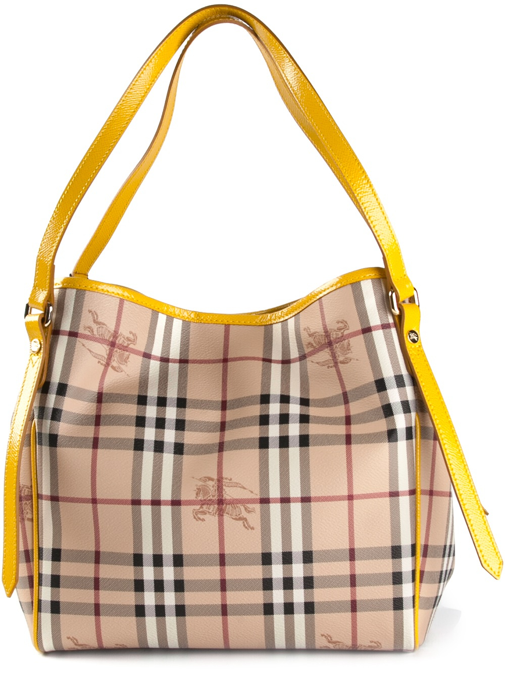 Burberry Tote Bag Yellow
