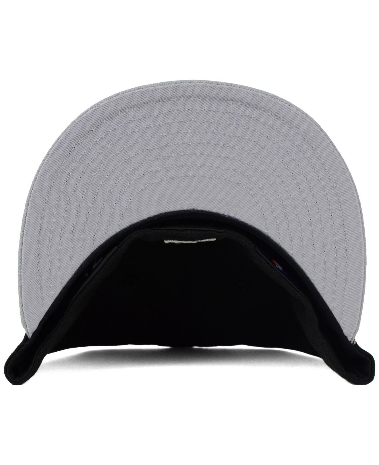 best service ad113 24475 ... sale lyst ktz new york yankees matte metal 59fifty cap in black for men  32c18 a6c81