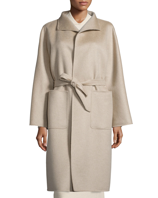 Double woven coat Max Mara Cheap Sale Factory Outlet LiA6iwf8W