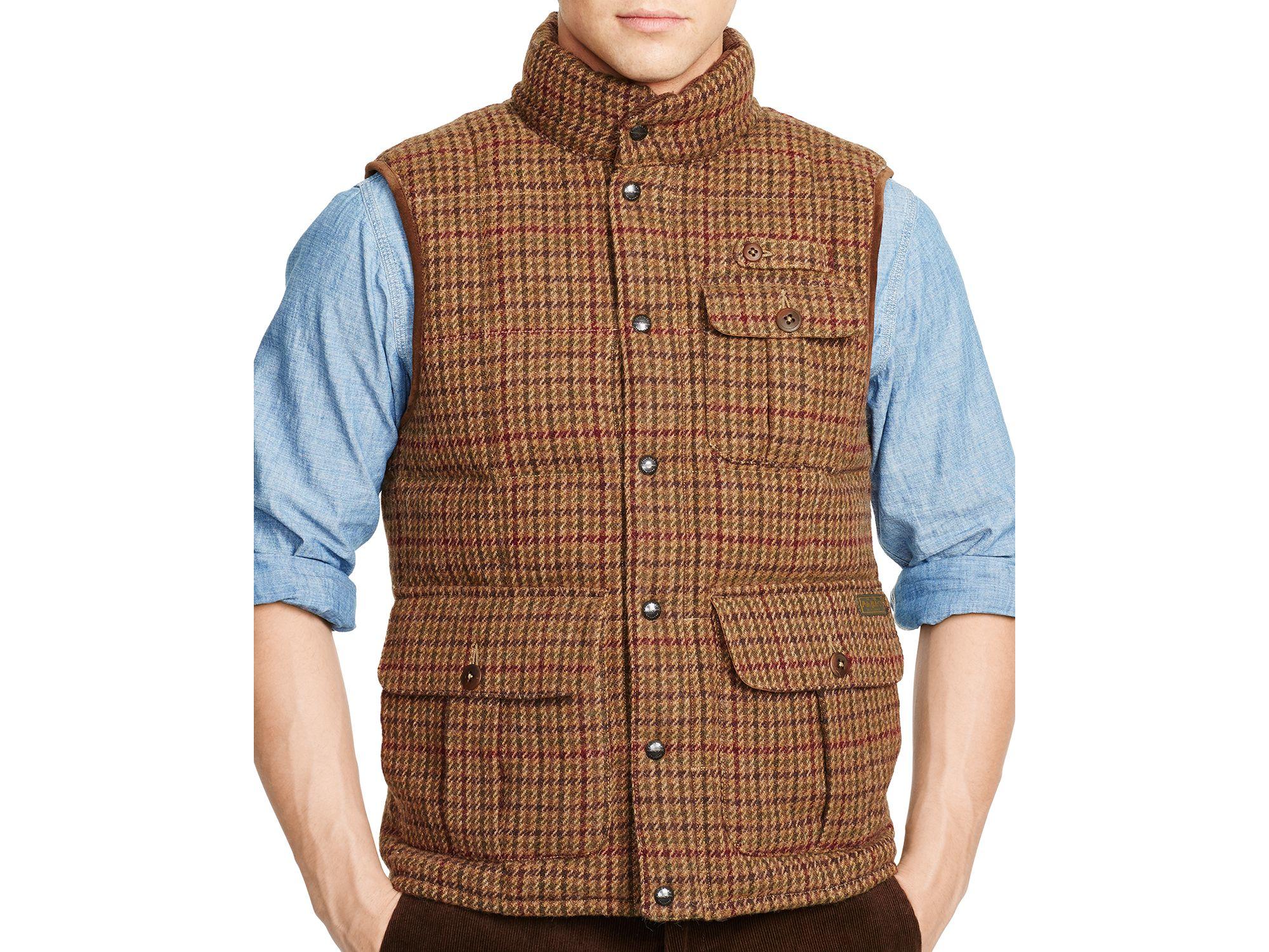 lauren ralph lauren ruched dress polo down bomber jacket