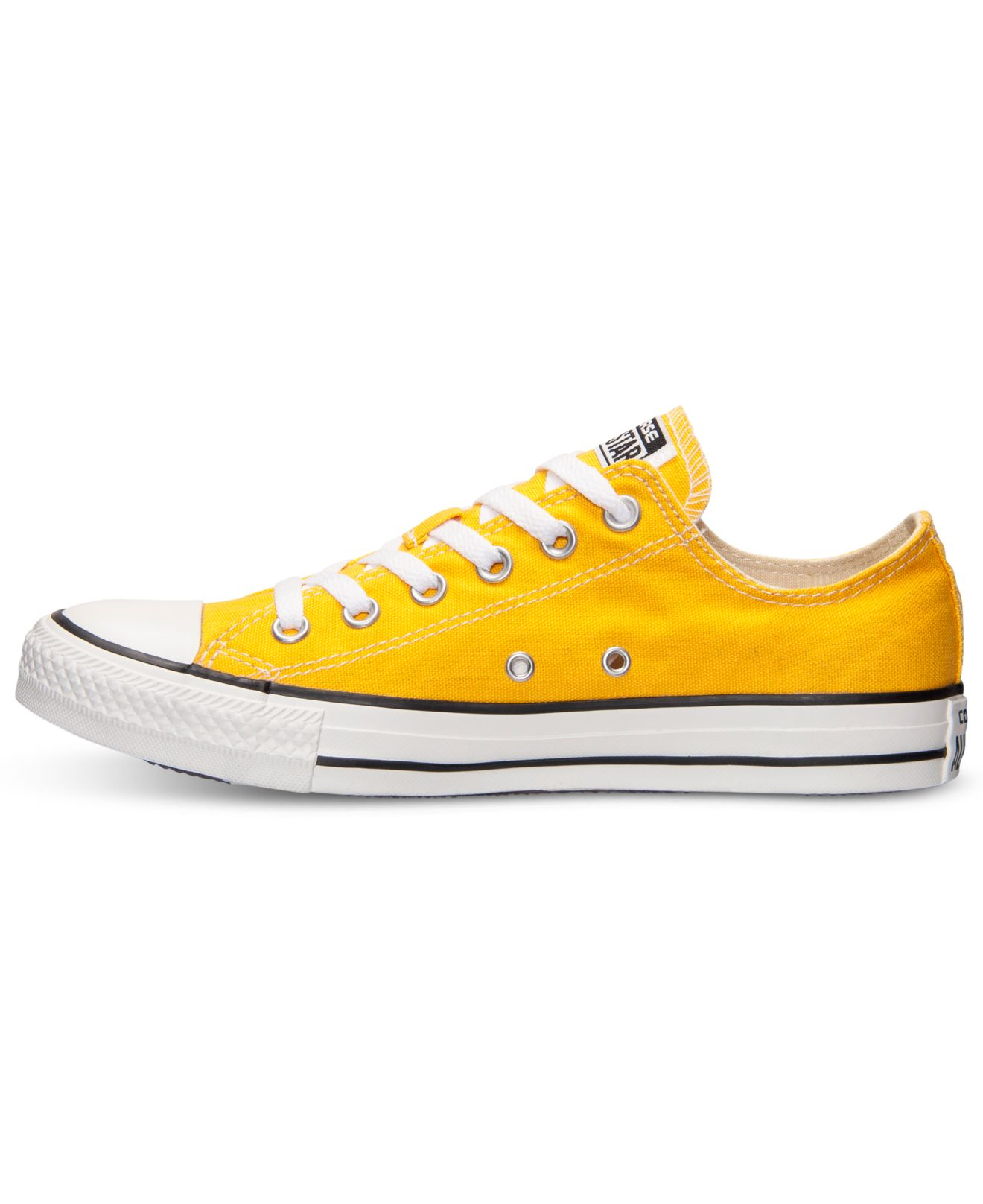 lyst converse mens chuck taylor ox casual sneakers from