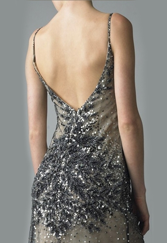 Swarovski Crystal Dress