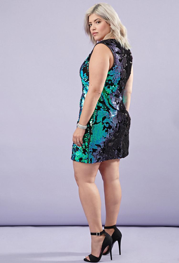 Sequin Tank Dress Forever 21