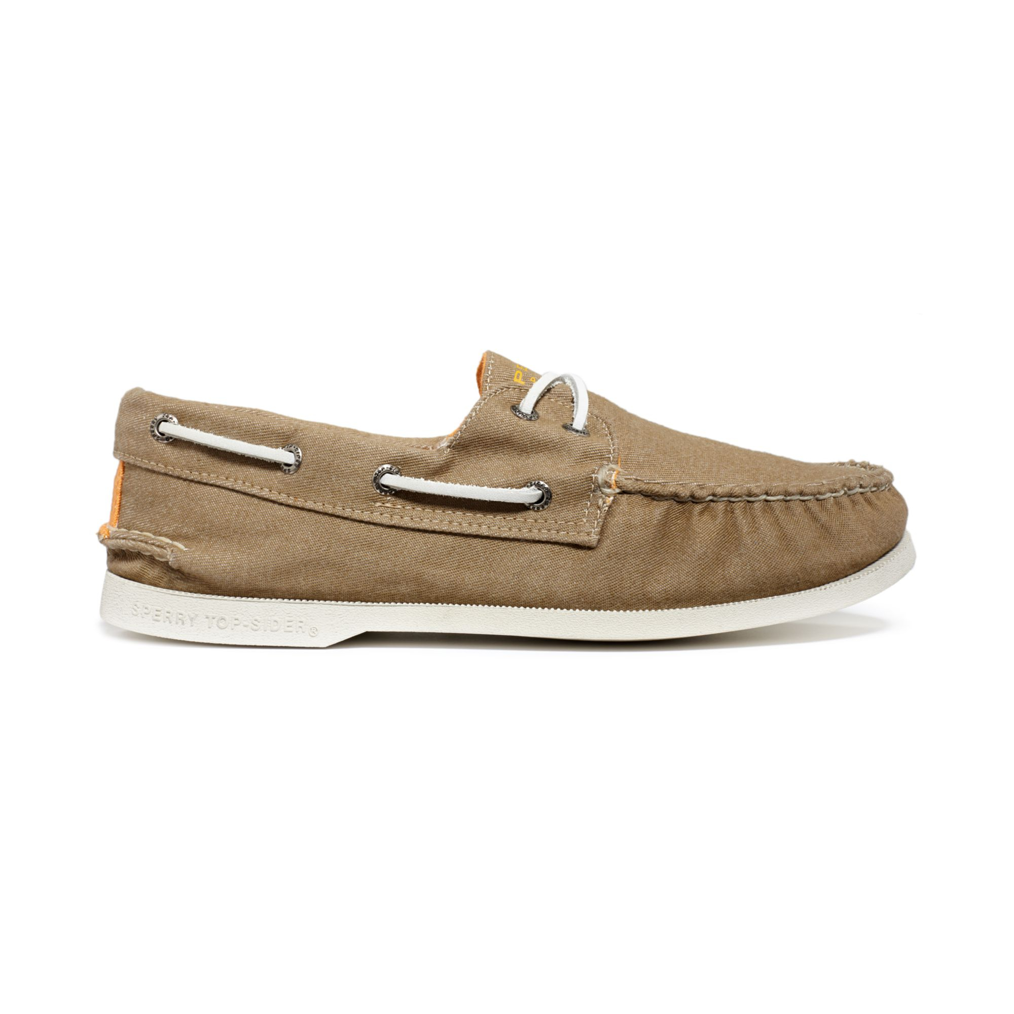sperry top sider ao soft canvas boat shoes in for