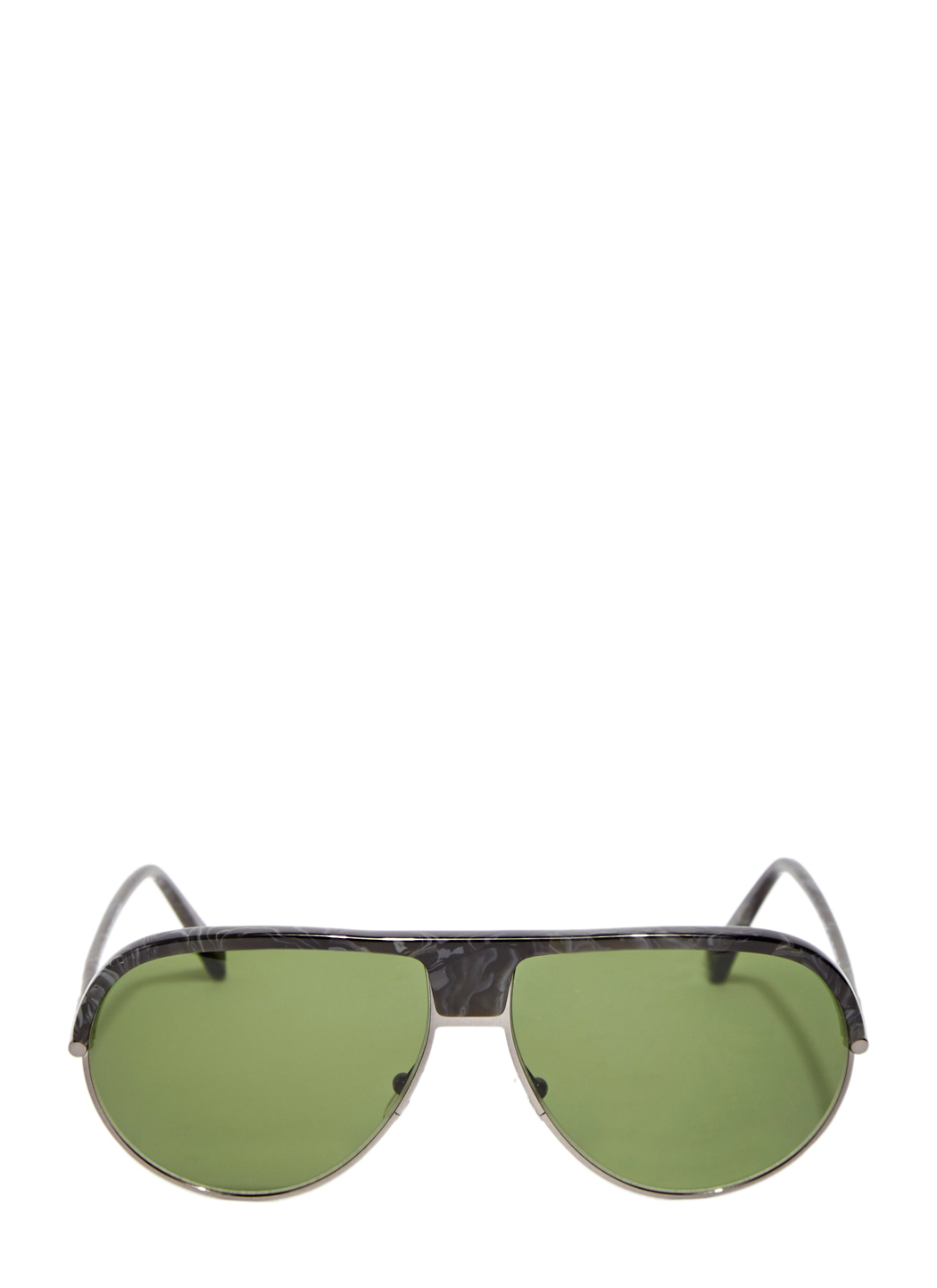 000e2c0f64080e Lyst - Andy Wolf Men s Might C Sunglasses In Grey in Gray for Men