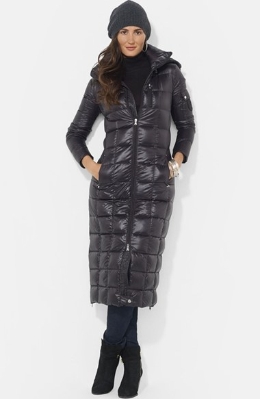 af8c79e64fee8 Lauren Ralph Quilted Down Fill Coat With Hood - Best Quilt Grafimage.co