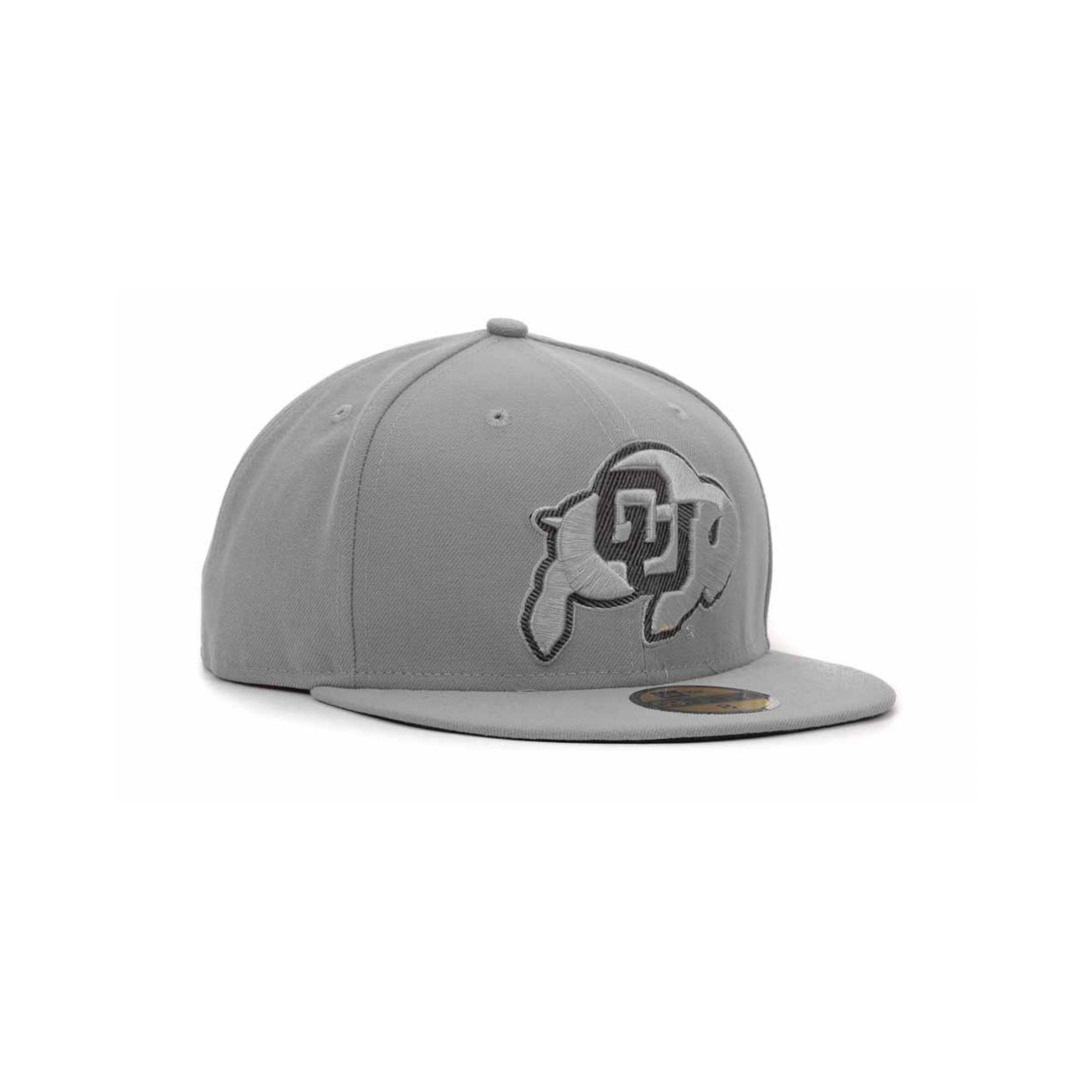 c1b005f677a ... inexpensive lyst ktz colorado buffaloes high risk 59fifty cap in gray  for men e159c 678f8
