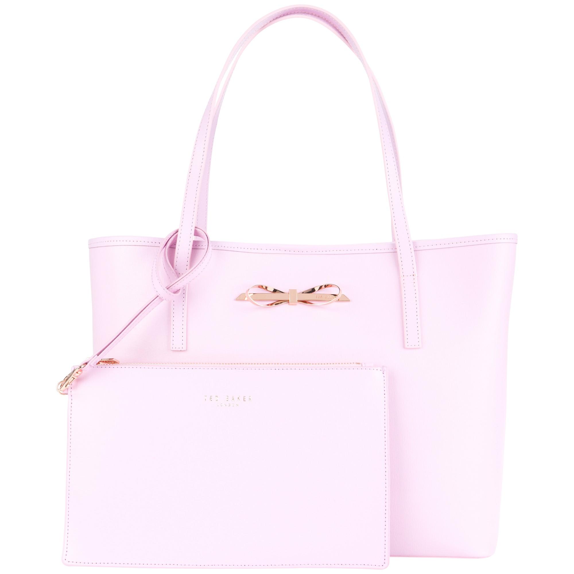 e091ea5c108504 Ted Baker Pink Handbag - Foto Handbag All Collections Salonagafiya.Com