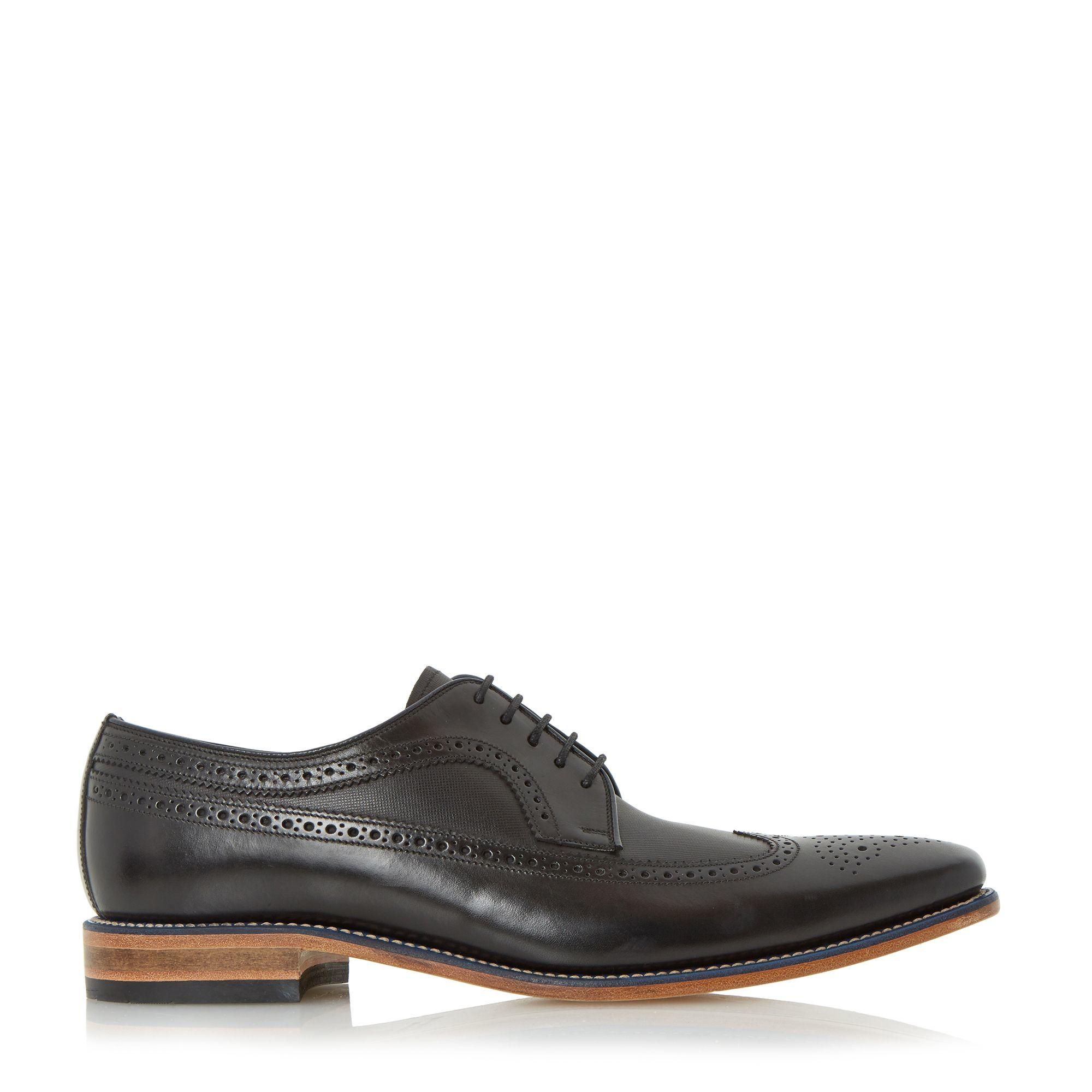 Black Loake Callaghan Shoes