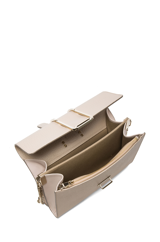 chloe marcie gray - Chlo�� Medium Bronte Shoulder Bag in Gray (Twilight Grey) | Lyst