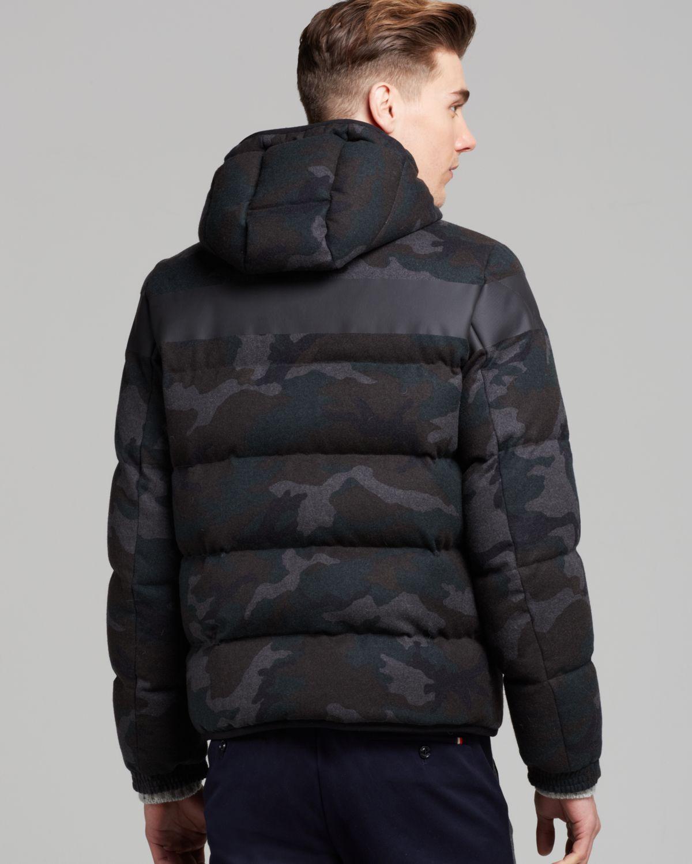 moncler mens camo jacket