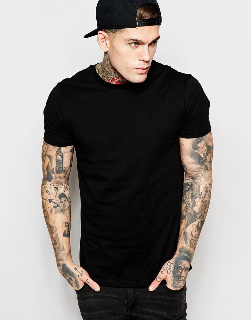 Men In Black T Shirt | Is Shirt