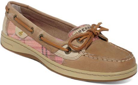 Sperry Boat Shoes - Boatfish Shimmer Leopard Print