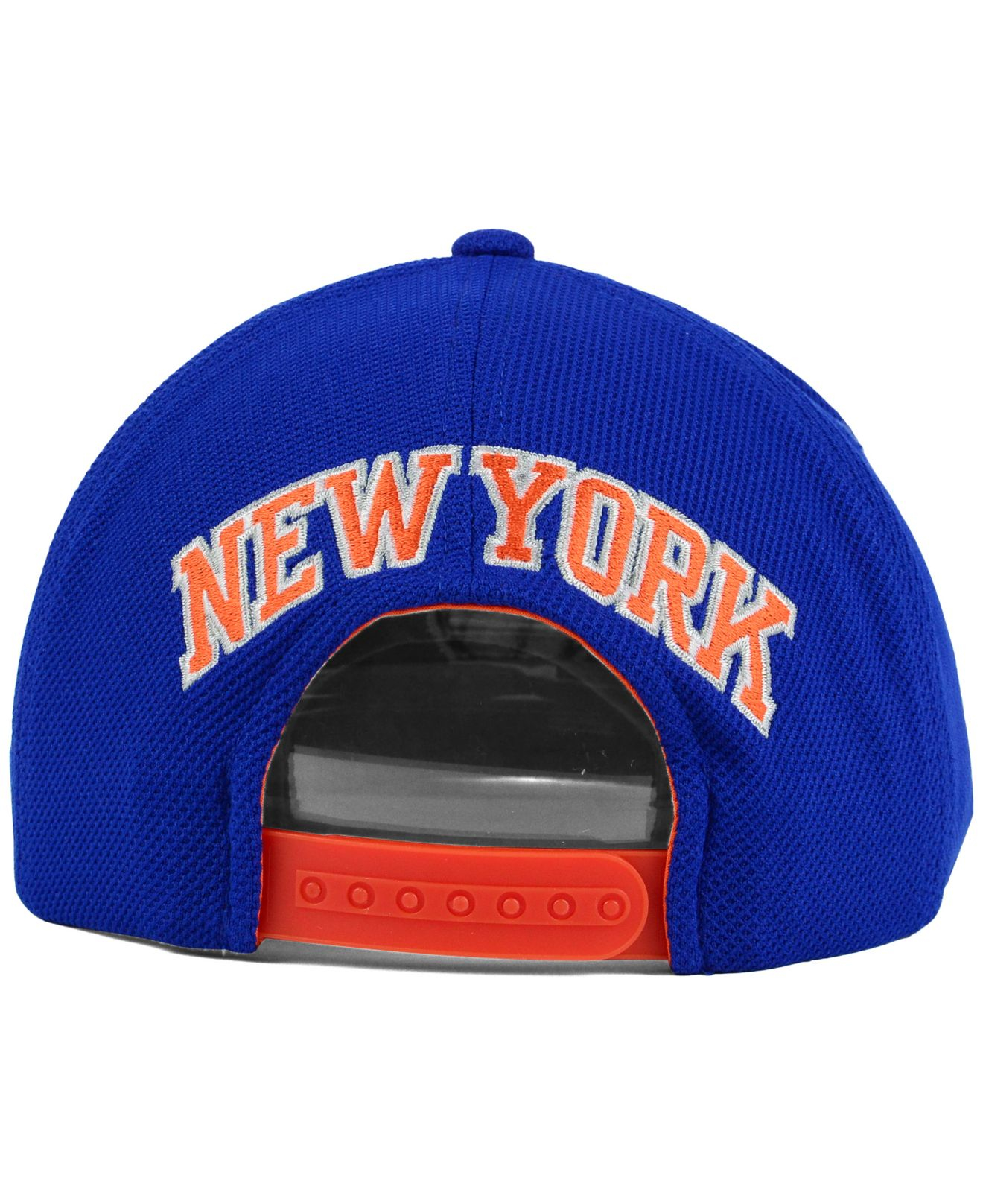 on sale 4d87f 2b10a ... where can i buy lyst adidas new york knicks 2015 nba draft snapback cap  in white