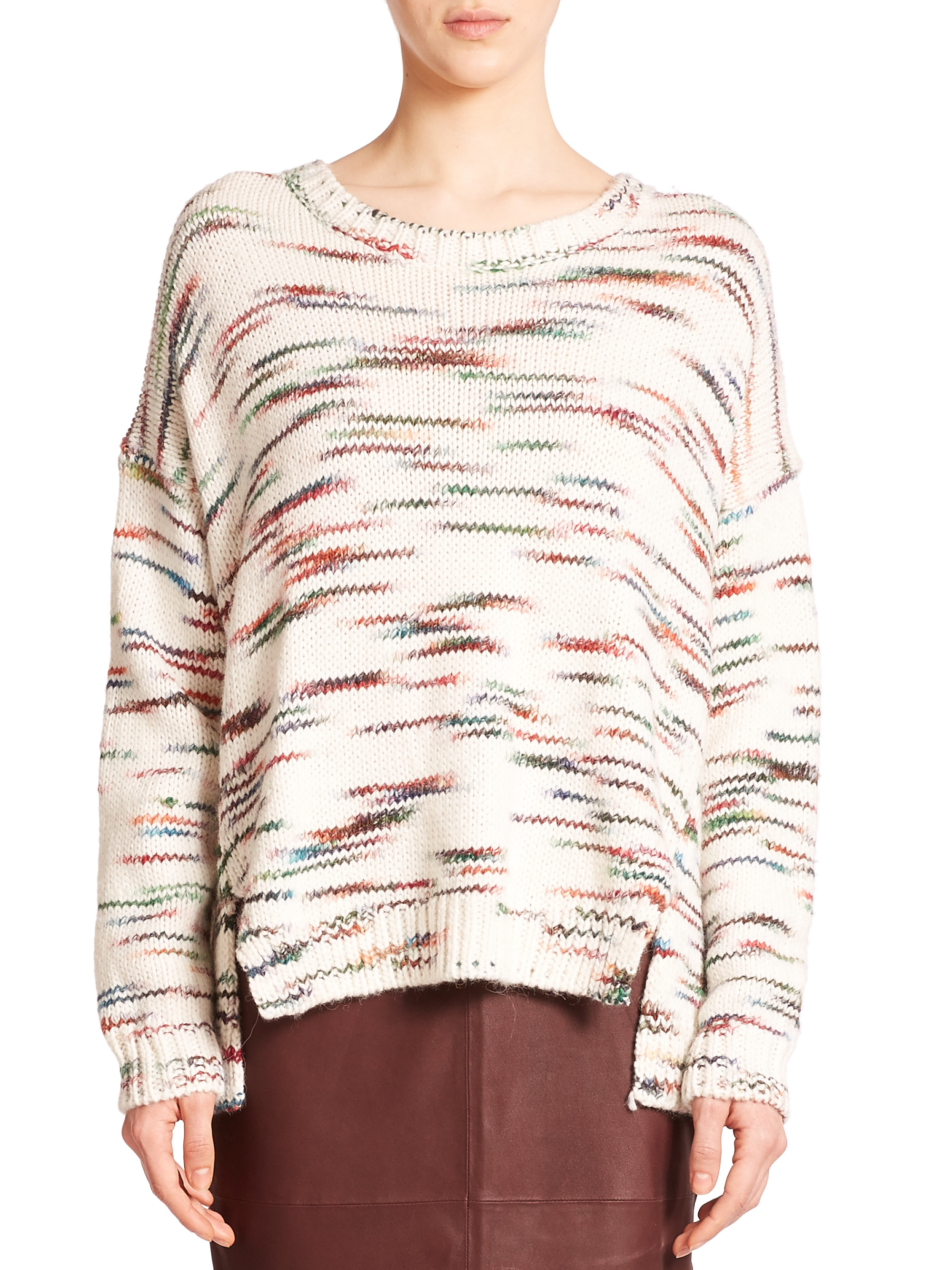 Space James Knit Sweater Lyst Dye Elizabeth And uTkiwOPXZ