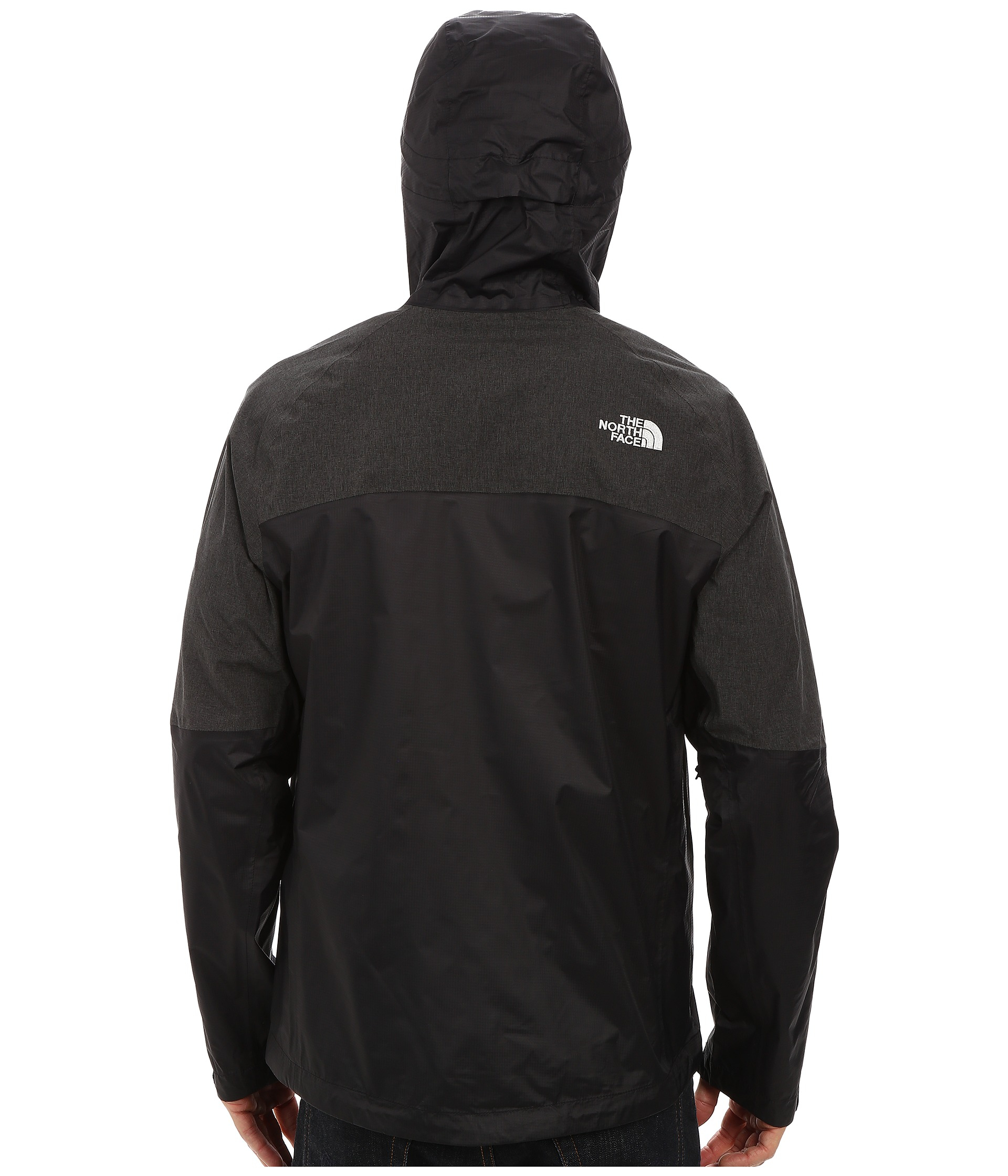 5bfdcd52911e ... canada lyst the north face venture hybrid jacket in black for men 7323d  937f1