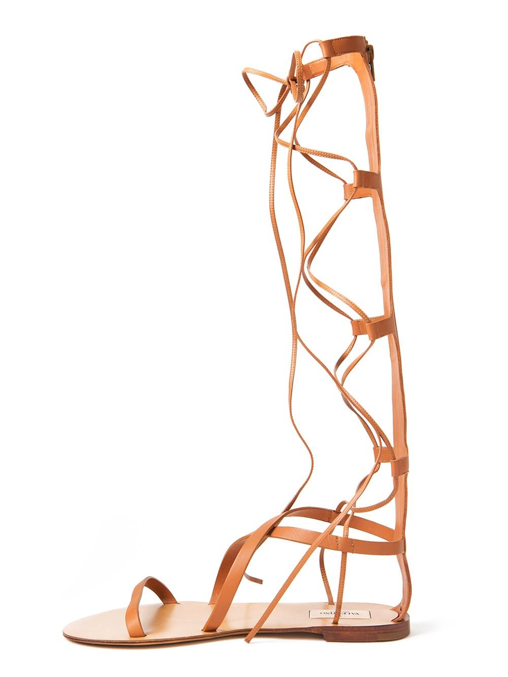 b34fc524c128 Gallery. Previously sold at  Farfetch · Women s Gladiator Sandals Women s  Valentino ...