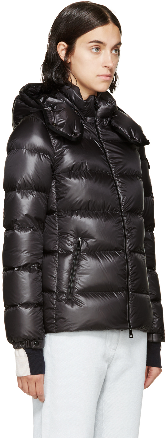 e7222b66d2fe Lyst - Moncler Berre Quilted Down Shell Jacket in Gray