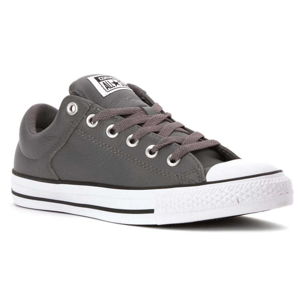 Converse Leather Velcro Shoes