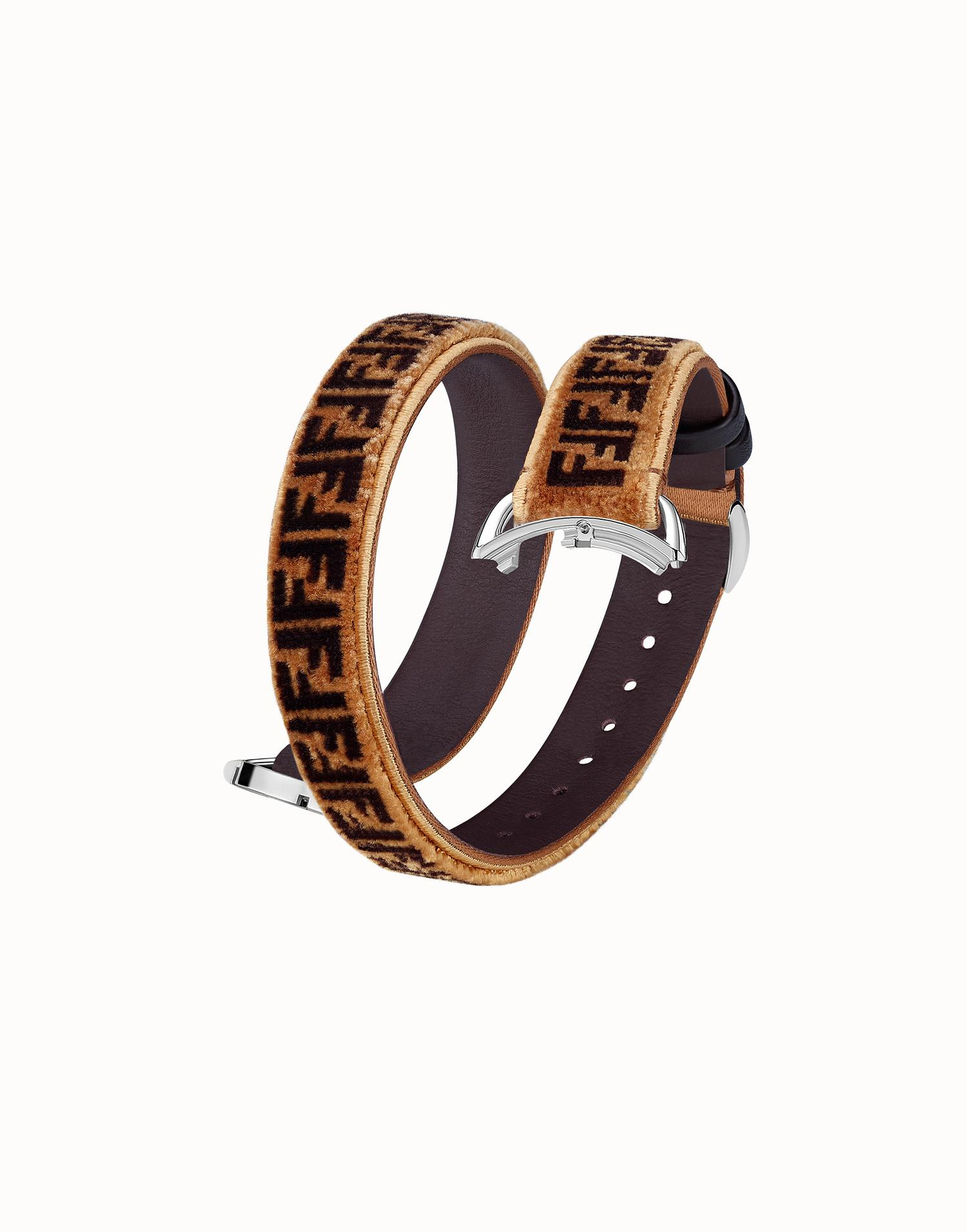 Selleria Strap You bracelet - Grey Fendi 81etJ