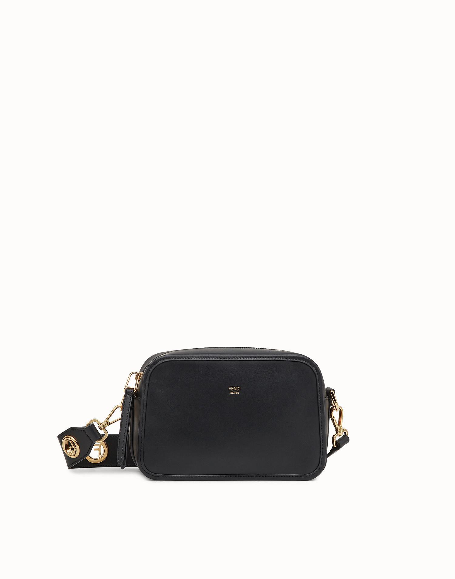 Camera Case bag - Black Fendi msdQ5Ef