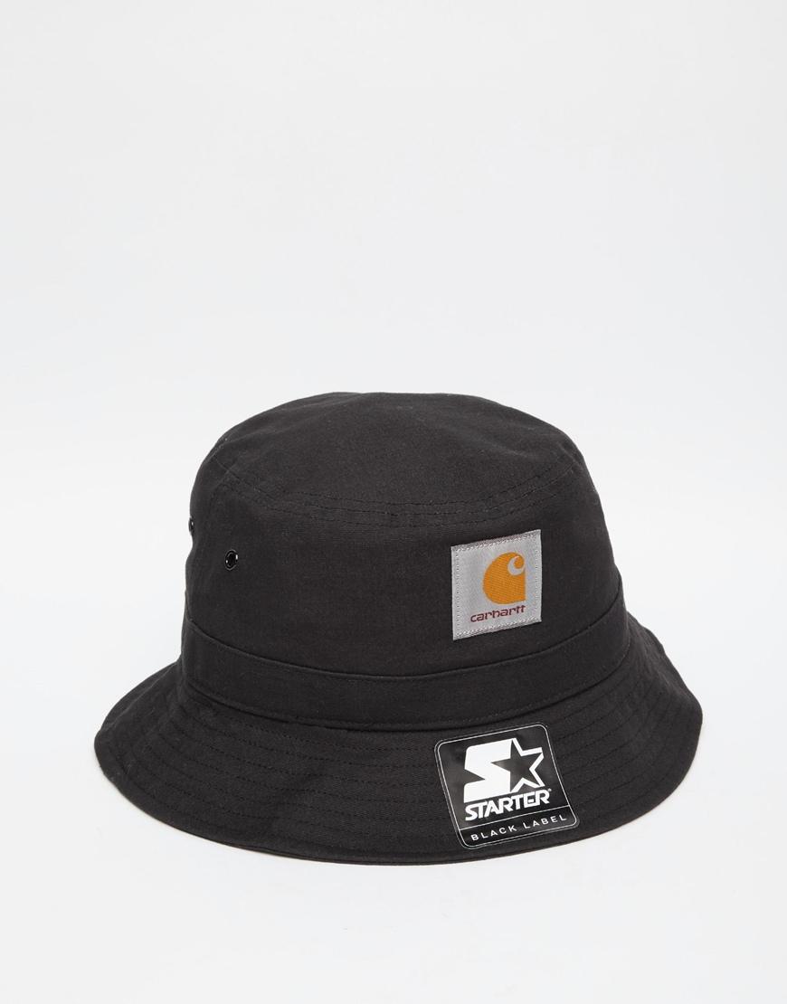 6bf287b9 Carhartt WIP Carhartt Watch Bucket Hat in Black for Men - Lyst
